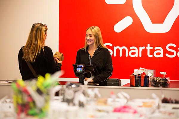 SmartaSaker butik, Sankt Eriksplan, Stockholm
