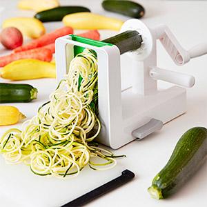 Spiralizer, grönsakssvarv