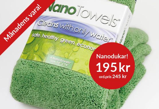 Erbjudande Nanoduk