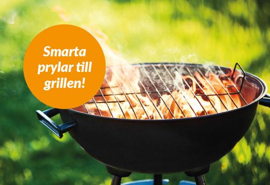 Smarta grillprylar