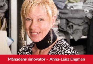 Anna-Lena Engman Månadens innovatör