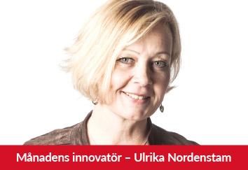 Månadens innovatör Ulrika Nordenstam