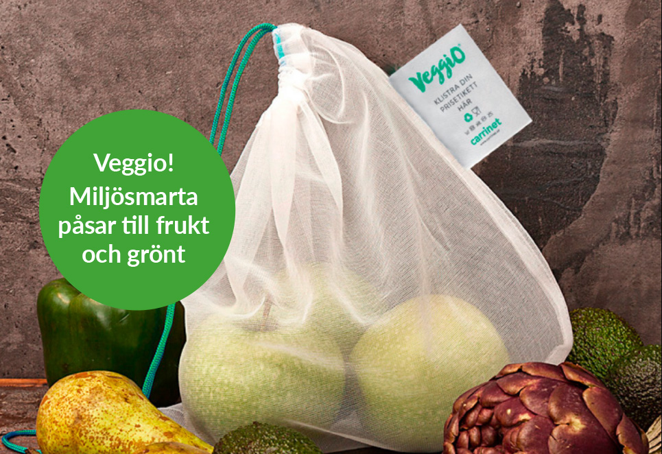 Frukt- och grönsakspåsar