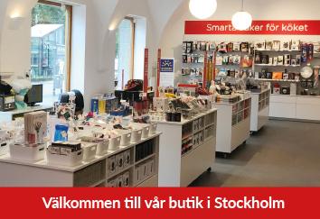 Butik i Stockholm