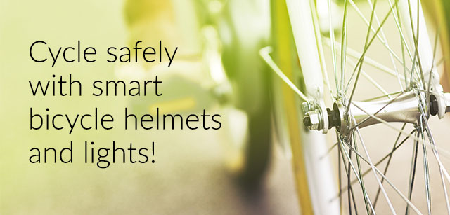 Check out our bicycle accessories!