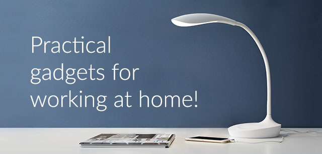 Smart stuff for your home office