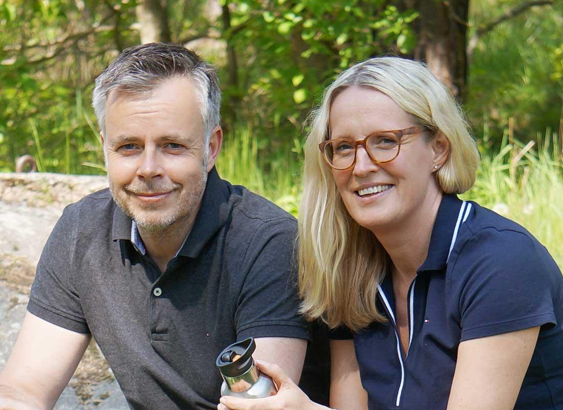 Innovatörer Annika och Niclas Öhberg | SmartaSaker
