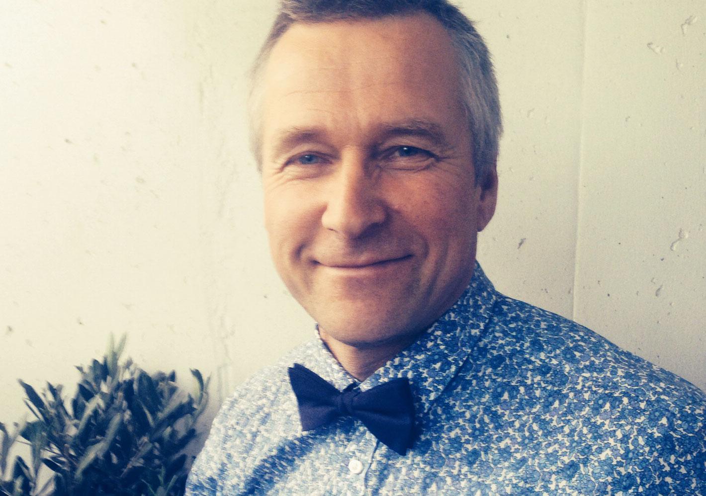 Innovatör Krister Karlsson