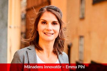 Månadens innovatör - Emma Pihl