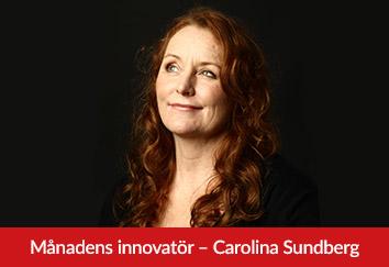 Månadens innovatör, Carolina Sundberg