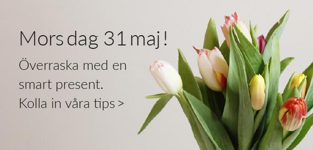 Mors dag 31 maj - presenttips!