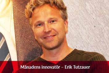 Månadens innovatör Eriks Tutzauer