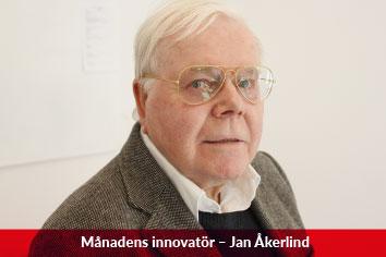 Månadens innovatör Jan Åkerlind