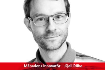 Månadens innovatör - Kjell Rilbe