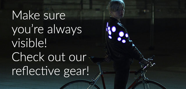 Smart reflective aids & rain gear