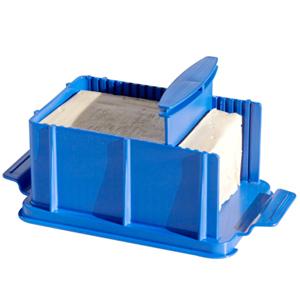 Smörlåda - Användbar ask som delar smöret