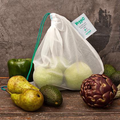 Frukt- och grönsakspåsen Veggio